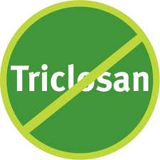 Triclosan Antibacterial Do Not Use/Consume Sign