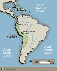 Inca Empire On World Map.Inca Empire Map South America Renovating Your Mind