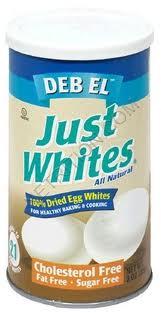 egg-white-powder-plastic-container