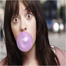 hyper-teen-blowing-bubble