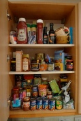 Renovating-Your-Mind-kitchen food cupboard-logo