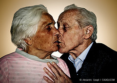 elderly-couple-locking-lips-step-one-