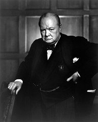 Winston-Churchill-looks-into-the-future-of-food