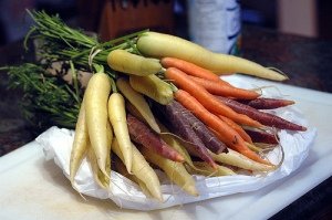 carrots-different-colors