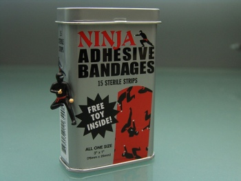 bandage-for-your-meat-to hold-it-together-box-of-ninja-bandages