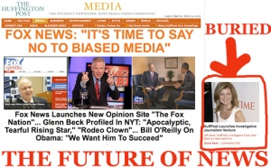 Huffington-news-not-as biased-as-fox-opinioned-tabloid-reporting