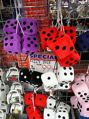 fuzzy-dice-for-car-different-colors-for-sale