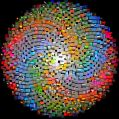 RENOVATING-YOUR-MIND-presents-square-groupings-of- colors-made-into-circle-fibonacci-sum-is-greater-than-the-parts