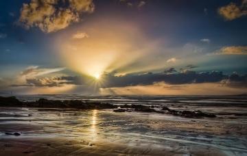sunrise-beach-serene-beautiful-healthy-karma