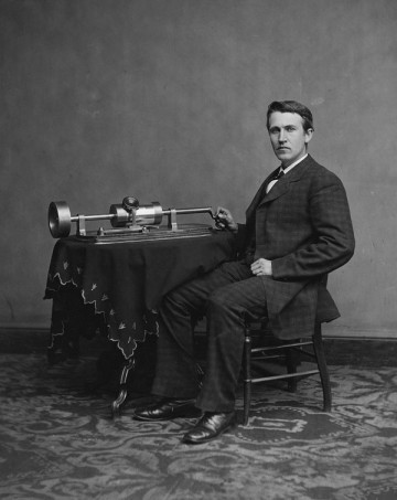 thomas-edison-phonograph-invention