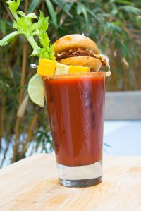 bloody-mary-cocktail-extravaganza-with-cheese-squares-pulled-pork